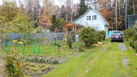 Дом в СНТ г. Фрязино Щелковского района 25 км от МКАД - Фото 1