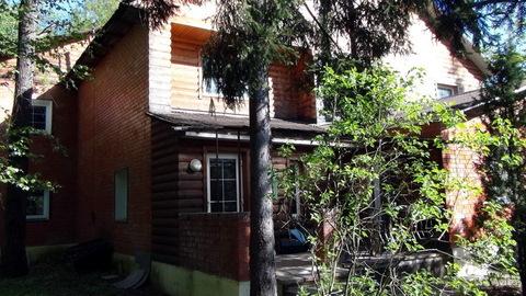 Большой газифицированный дом на лесном участке. Шишкин Лес, Конверсия. - Фото 1