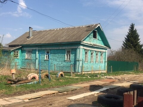 Продается крепкий, большой дом с газом в Кимрах на ул. Октябрьская - Фото 2