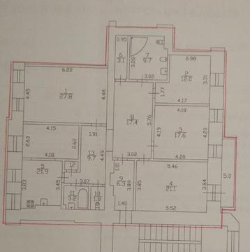 Объявление №48432055: Продаю 4 комн. квартиру. Санкт-Петербург, 3-я линия, 36,