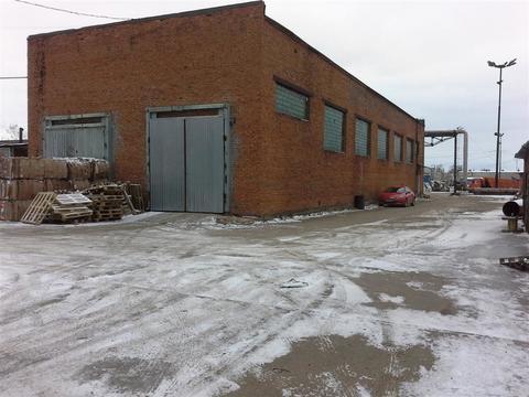 Производственно-складская база 8000 кв. м. - Фото 3
