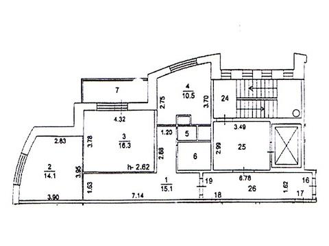 2-комн квартира в г. Пушкино - Фото 4