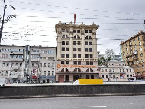 Аренда офиса, м. Смоленская, Новинский б-р. - Фото 1