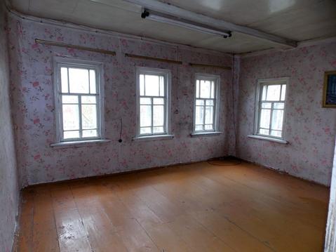 Крепкий бревенчатый дом в пос. Нерль Ивановской области - Фото 2