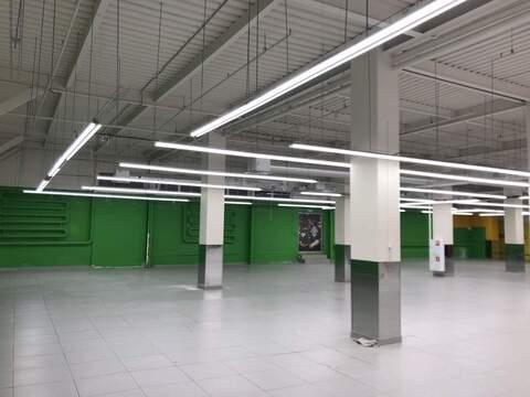 Аренда торгового помещения 1850 м2 - Фото 1