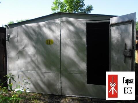 Продам металлический гараж, ГСК Жемчужный № 11, Верхняя зона - Фото 2
