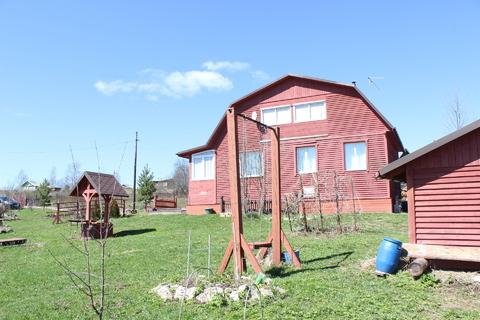 Дом с участком в д. Разгорт Сыктывдинского района рк - Фото 1