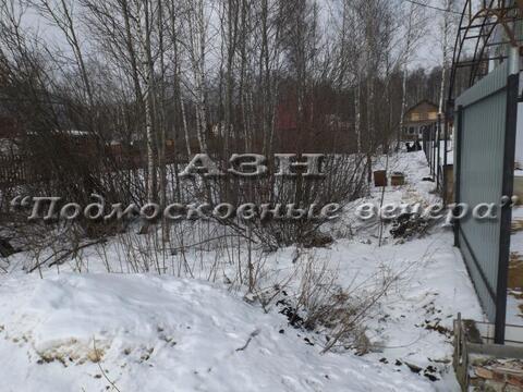 Горьковское ш. 40 км от МКАД, Электросталь, Участок 6 сот. - Фото 2