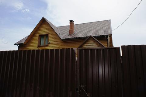 Дом 190 кв.м СНТ Флора д.Богдановка Чеховский район - Фото 3