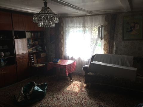 Продается часть дома 50 кв.м, 5 соток в п. Малино, Ступинского р-на - Фото 4