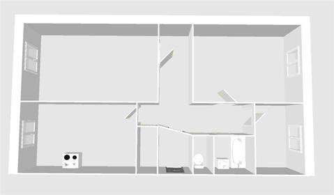 3 комнатная квартира Чуйкова 93 - Фото 1