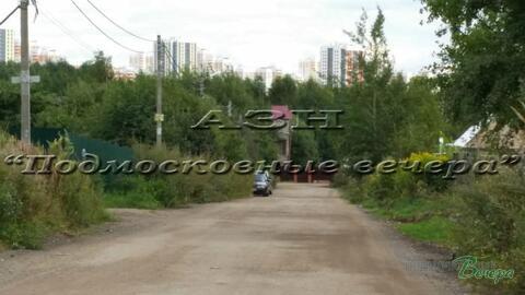 Осташковское ш. 5 км от МКАД, Мытищи, Участок 6.9 сот. - Фото 1