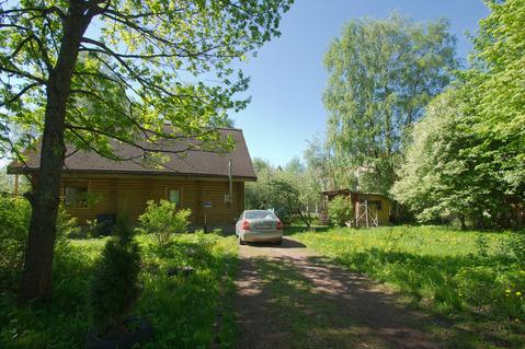 Продажа коттеджа 130 кв.м в Лисьем Носу – загородная жизнь в черте спб - Фото 2