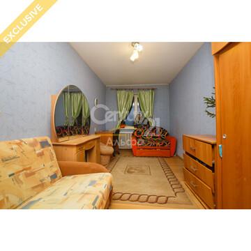 Продается отличная двухкомнатная квартира по пр. Октябрьский, д. 28а - Фото 1