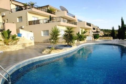 Просторный трехкомнатный апартамент с видом на море в районе Пафоса - Фото 4