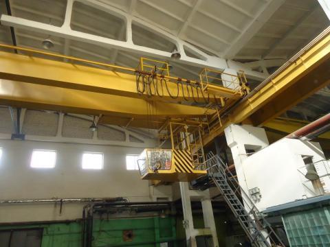Производственное помещение 1066 м2, с Кран - балками 5 тонн. - Фото 3