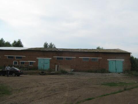 Производственное помещение в Толбазах - Фото 2