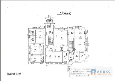 Продажа помещения свободного назначения (псн) пл. 1237 м2 под банк, . - Фото 1