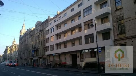 4-х комнатная видовая квартира 85 кв.м на Каменноостровском проспекте . - Фото 3