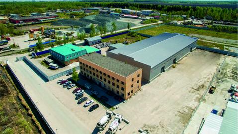 Продам производственный комплекс 4 127 кв.м. - Фото 5