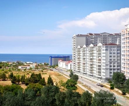 Продается 3-комнатная квартира ул. Парковая 12 в Севастополе - Фото 3