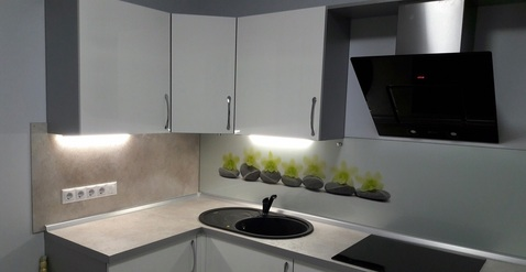 В Чехове сдаётся новая 1 к.квартира ул.Чехова д.79 - Фото 4
