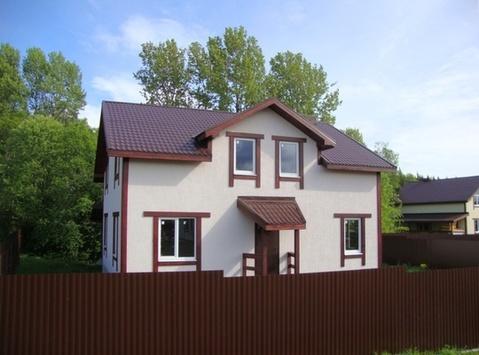 Продаётся новый дом 225 кв.м с участком 10 сот. в пос. Подосинки, К. - Фото 4
