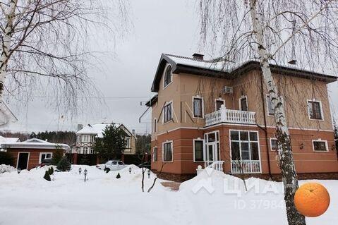 Дом в Московская область, Истра городской округ, д. Лобаново (370.0 . - Фото 2