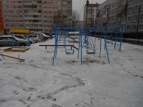1 ком.квартира в Д-П, ул.Новоселов,52 квадратных метра. - Фото 4