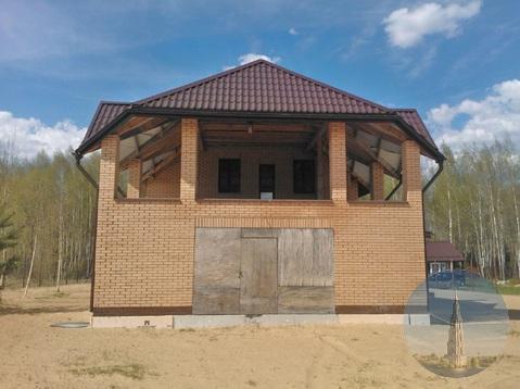 648. Скнятинский Плесс. Коттедж 300 кв.м. на участке 17 соток у Нерли - Фото 5
