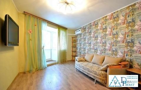 Комната в 2-й квартире в Люберцах, на Красной Горке,15 м авто до метро - Фото 1