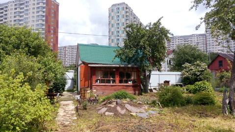 Земельный участок 9 соток рядом со станцией метро Некрасовка! - Фото 1