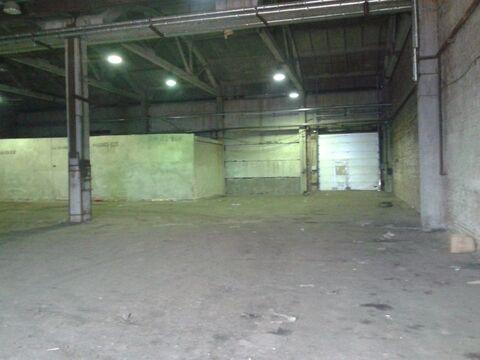 В аренду отапливаемый склад 990 кв.м с пандусом - Фото 1