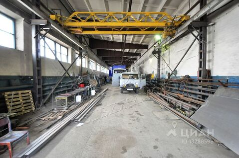 Производственное помещение в Челябинская область, Челябинск Российская . - Фото 2