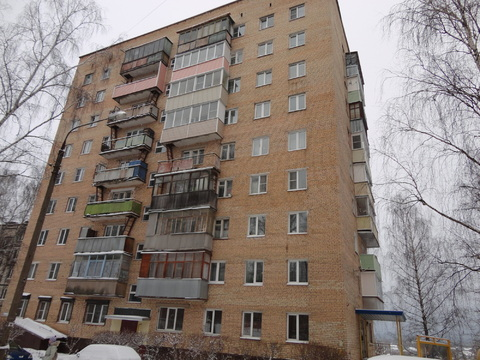 Продажа 1-комнатной квартиры в южном микрорайоне г. Наро-Фоминске. - Фото 1