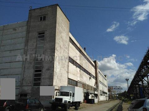 Продается производственная база, ул. Новоажимова. 28000 кв.м. - Фото 5