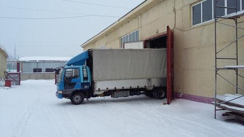 Теплый склад 650 кв.м. аренда - Фото 2