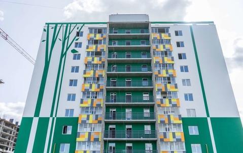 Двухкомнатная квартира с ремонтом в ЖК Мичуринский! - Фото 3