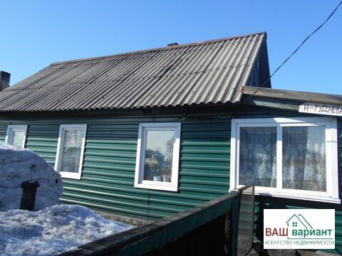 Продажа дома, Новокузнецк, Ул. Николая Руднева - Фото 1