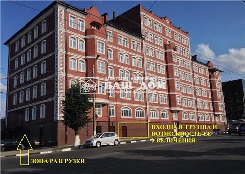 Торговое помещение по адресу г.Тула, ул. Болдина д.43 - Фото 1