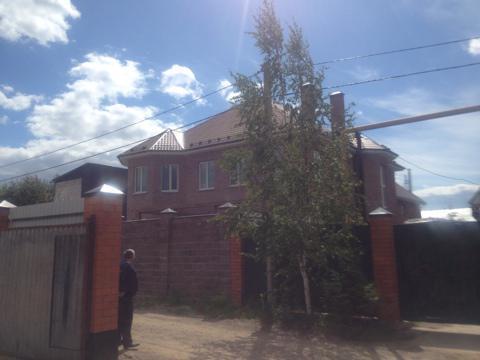 2этажный коттедж в д. Грибки на участке 8 соток. - Фото 1