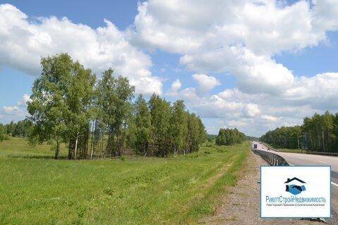 18 участков от 0.5 до 20 Га (промка) 101 км Минского шоссе, таможня - Фото 4
