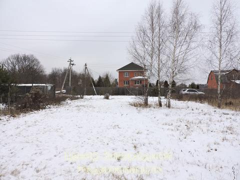 Участок, Каширское ш, 29 км от МКАД, Буняково, деревня. Участок 5.5 . - Фото 5