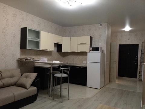 Сдается однокомнатная квартира-студия на Московском пр, 74, к. 5 - Фото 2