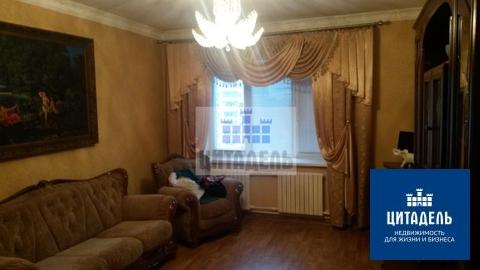 Большая квартира в кирпичном доме с мебелью - Фото 4