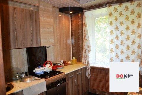 Продажа двухкомнатной квартиры в городе Егорьевск 3 микрорайон - Фото 1