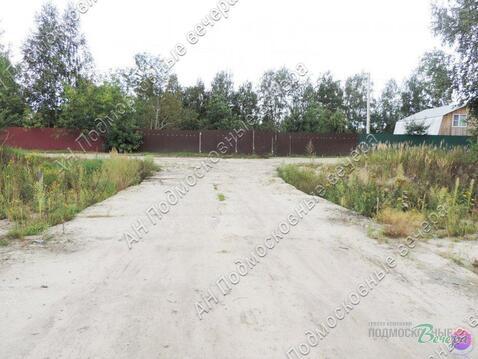 Горьковское ш. 65 км от МКАД, Электрогорск, Участок 13 сот.