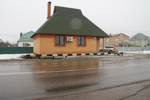 Здание под магазин город Карабаново на въезде со стороны Александрова - Фото 1
