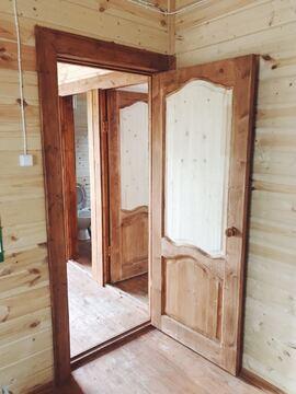 Зимний дом 110м2 в СНТ Дунай, г.Всеволожск - Фото 1