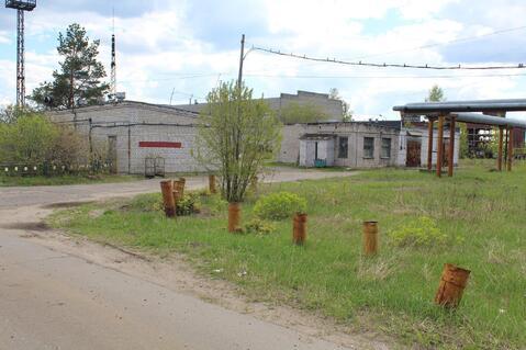 Продам склад 200 кв.м.гсм с жд веткой - Фото 4